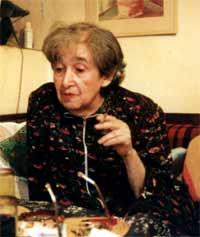 Jana Šedová - Photograph by Elena Makarova
